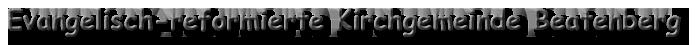 » www.kirchebeatenberg.ch in neuem Fenster öffnen